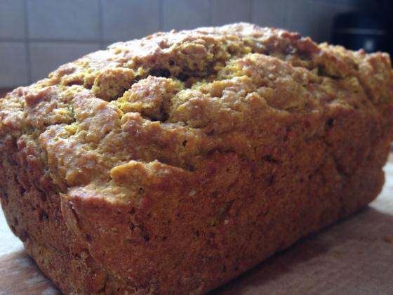 Loaf, zoomed in
