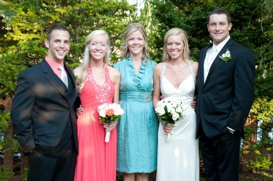 Danni + Blake's Wedding